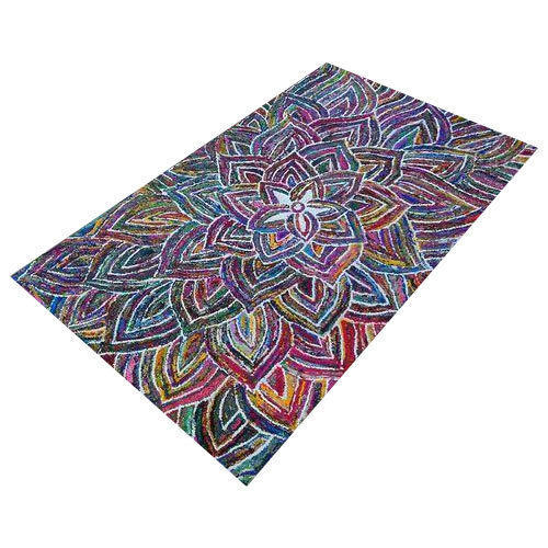 Majestic Designer Fancy Rag Rug