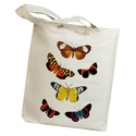 Eco-friendly Printed Cotton Tote Bags