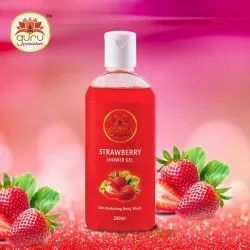 Strawberry Shower Gel