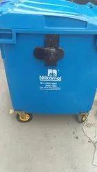 1100 Liter Wheeled Dustbin