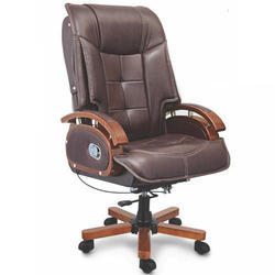 Fort Color Option Leather CEO Chair