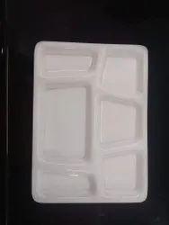 Acrylic Compartment Tray