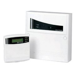 Securico Solitaire 8 Control Panel