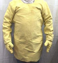 SS & WW Make Kevlar Safety Apron Size 24''x36''
