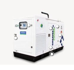50 kVA Greaves Diesel Generator