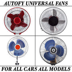Autofy Car Interior Fans