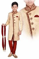 Kids Indian Traditional Sherwani for Boys