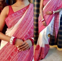 Begumpuri Handloom Cotton Saree