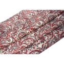 Cotton Kantha Quilt Indian Hand Block Print Blanket Bedspread Throw King Size