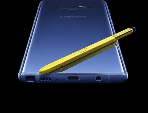 Samsung Galaxy Note 9 Fingerprint Sensor Mobile Phone | ID