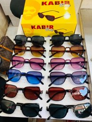 Trendy Full Rim Sunglasses