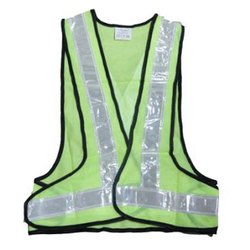 Metro Florescent Reflective Minimax Jacket (3 Side Open)