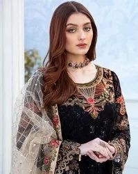 Rinaz Fashion Rangoon Vol-2 Pakistani Style Salwar Kameez Catalog