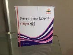 Hiflyer-650 Paracetamol Tablets IP