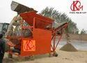 Conveyor Sand Scaning