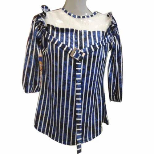 08623352687 Medium Hosiery Ladies Designer Top