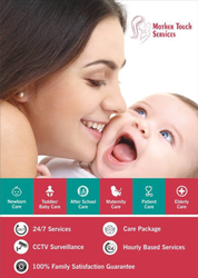 Baby Sitting/ Nanny/ Baby Care At Home Services