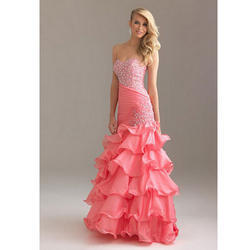 Girls Western Party Wear Gowns
