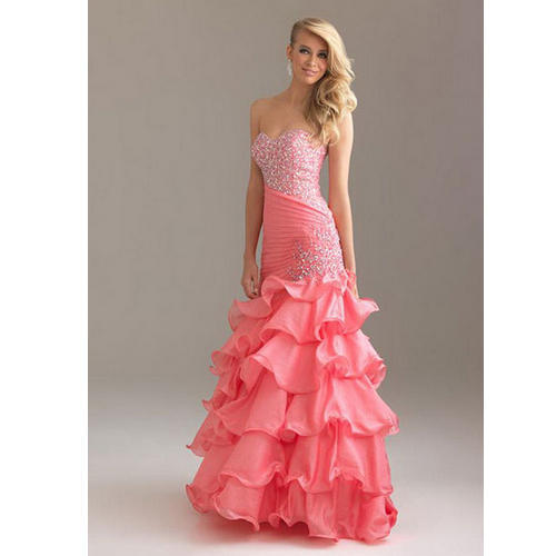 dc5d8e465 Girls Western Party Wear Gowns