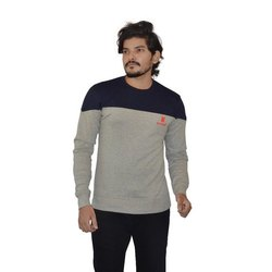 Gents Full Sleeve Round Neck T Shirts