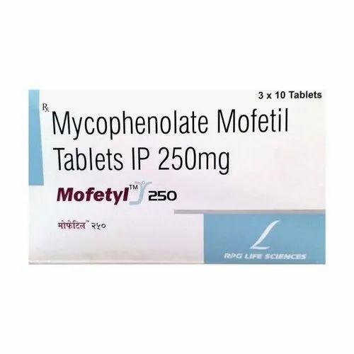 Mycophenolate Mofetil Tablets