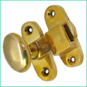 Casement Fastener Oval Head (Brass)