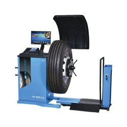 WB-VH-200 DSP LX Wheel Balancer