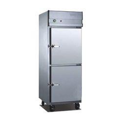 Two Door Vertical Deep Refrigerator