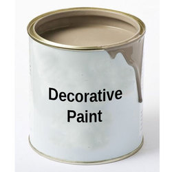 Wall Decorative Paint, Packaging: 2 Litre