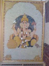 Lord Ganesha Mural