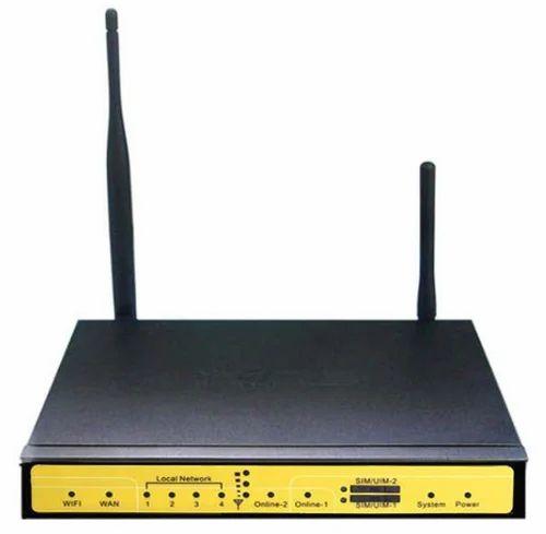 San Telequip Dual Sim Cellular EDGE Router | ID: 16047297833