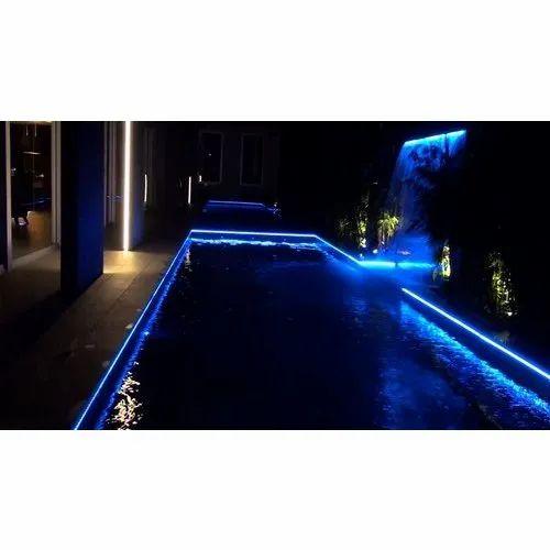 Ceramic Color Changing Pools Led Light