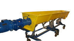 Trough Screw Conveyor