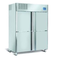 BLUESTAR Electricity 4 Door Vertical Refrigerator, Model Name/Number: Rc 4d 1390e