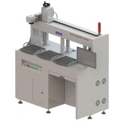 Moving Head Fiber Laser Marking System