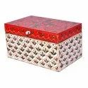 Wooden Handmade Designed Diwali Box Chocolate Box Wedding Box Decorative Box Home Decor