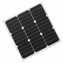 8.3 - 17.6 V Monocrystalline Solar Module, For In Soler Panel, 0.80 - 2.80 A
