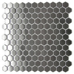 Stainless Steel Honey Comb Designer Sheet Jindal