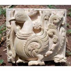 FRP Decorative Bird Art, For Home Decor