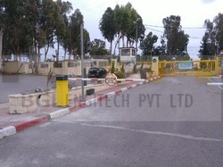Electrical Boom Barrier
