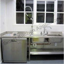 SS Dish Washing Sink