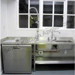 SS Dish Washing Sink