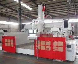 CNC Wooden Pattern Making Machine