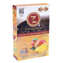 Zingysip Instant Mango Coffee - 200 Gm