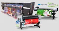 Flex Or Vinyl Prints Solution