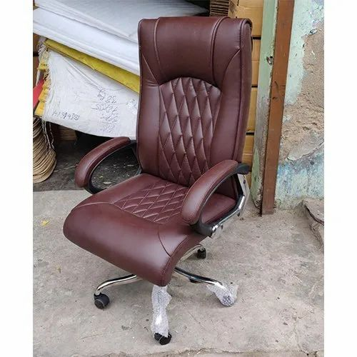 Suhana Furniture High Back Leather Office Chair Rs 4900 Piece Id 20902929862