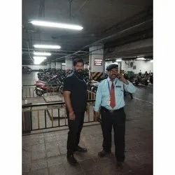 Unarmed Male Parking Security Guard Services, In Local