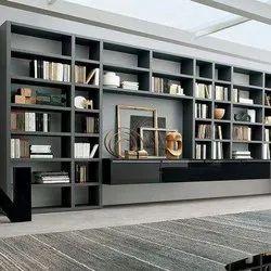 Designer Wooden Book Shelf