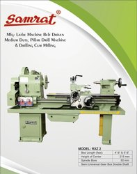 Samrat Lathe Machine