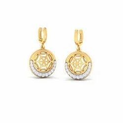 ER-6260 Ladies Diamond Earring